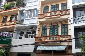 Chính chủ cho thuê nhà ngõ 6 Mạc Thái Tổ, 65m2 * 4 tầng, chia phòng, giá 20 triệu, LH, 0968120493