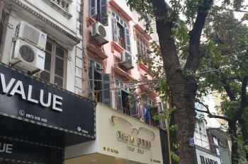 Bán nhà mặt phố Lê Đại Hành, phường Lê Đại Hành, Hai Bà Trưng, Hà Nội, DT 40,2m2, 2,5 tầng