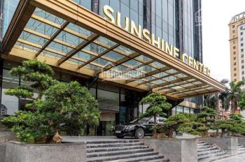 CCCC Sunshine Center giá chỉ từ 43tr/m2. Full NT cao cấp, bàn giao ngay, tòa nhà đẹp nhất Hà Nội