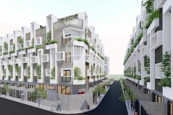 Nhà phố liền kề bản giới hạn 72 căn 5x18m mặt tiền Quốc Lộ 13, đã có sổ từng căn, lời ngay khi mua