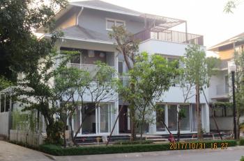 Cho thuê biệt thự 220m2 x 3,5 tầng ở vị trí đắc địa tại 15 Hoàng Như Tiếp - Nguyễn Văn Cừ, 35tr/th