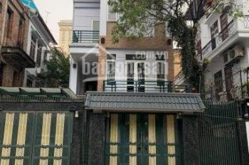 Cho thuê biệt thự MP Mễ Trì Thượng, DT 160m2, XD 85m2 x 3,5 tầng, full đồ, tiện KD + ở. Giá 32 tr