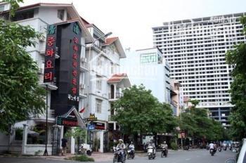 Cho thuê MB kinh doanh siêu hot! Trên phố Nguyễn Thị Định DT 60m2 x 5T MT 6m giá 65tr LH 0338998398
