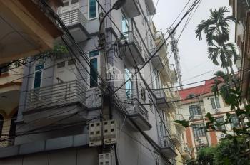 Nhà mặt ngõ 106 đường Hoàng Quốc Việt, căn góc 2 mặt tiền, diện tích 70m2 x 5 tầng