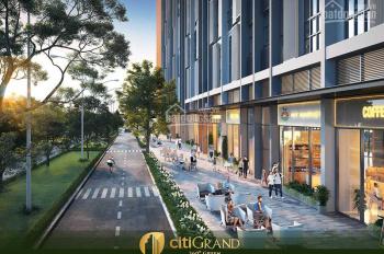 Booking căn hộ Citi Grand quận 2 giá chỉ 2,1 tỷ (TT trong vòng 36 tháng) - CĐT Kiến Á 0943017786