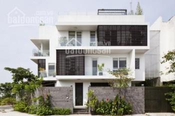 Cho thuê nhà biệt thự góc 2 mặt tiền khu B - Giá 55 triệu
