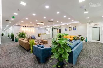 Cho thuê văn phòng hạng A 250m2 giá siêu rẻ, thông sàn, miễn phí điện điều hòa, 0963869981