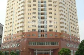 Bán căn hộ chung cư 118m2, 3PN tòa Trung Yên 1. DT: 118m2, gồm 3 phòng ngủ, 2WC, phòng khách, bếp