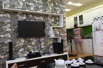 Chính chủ bán căn hộ tầng đẹp tòa VP6 Linh Đàm, diện tích 61m2, nhà full nội thất, giá chỉ 1,1 tỷ