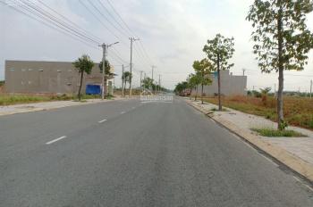 Đất KDC Bella Vista giá 450 triệu, đường nhựa 16m 2 chiều. Thổ cư 100%