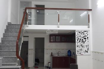 Cần bán nhà hẻm 79 Bờ Bao Tân Thắng, DT nhà 4x8m, 1 lầu, 2 PN, 2WC, đường trước nhà 4m