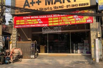 Bán nhà mặt tiền 502 đường Bình Long, 8mx43m, nhà cấp 4, giá: 28.5 tỷ, P. Phú Thạnh, Q. Tân Phú