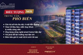 Bán căn hộ 04 mặt tiền Grand Center Quy Nhơn, 37tr/m2, CK 2-18%, TT 16%, tặng gói bảo hiểm