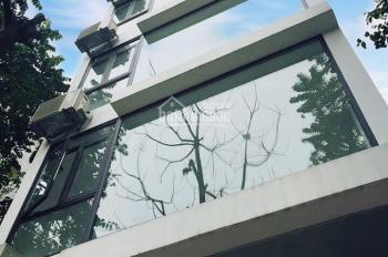 Bán nhà phố Nguyễn Đình Hoàn, Cầu Giấy, 40m2*6 tầng thang máy nhập khẩu