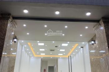 Cho thuê sàn VP diện tích 55m2/sàn, phố Nguyễn Hoàng, mới đẹp, thang máy, giá 6,5 triệu/tháng