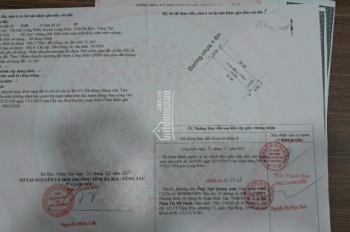 Bán đất chính chủ giá rẻ gần biển bờ kè Phước Hải, thích hợp làm homestay 0907.957.456