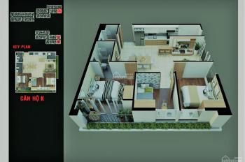 Bán căn 3 phòng ngủ view Đầm Sen, mặt tiền đường Lũy Bán Bích, dự án Diamond Lotus Lake View