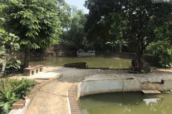 Chuyển nhượng nhà vườn nghỉ dưỡng 7000m2 giá đầu tư tại thạch thất