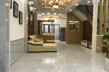 Bán nhà đường 24m khu An Phú Hưng, Tân Phong, Q7. DT 4x18m 4 tầng ở ngay