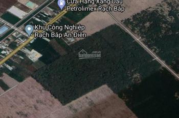 Bán đất mặt tiền KCN Rạch Bắp An Tây, Bến Cát, Bình Dương
