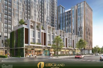 Citi Grand Q2 ra mắt 5 thiết kế cao trần duy nhất, căn 3PN độc đáo giá CĐT, LH: 0988882003