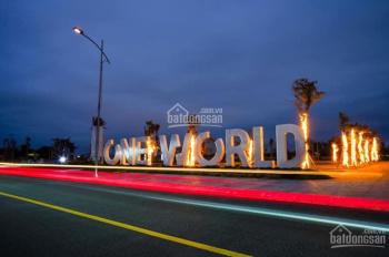 Bán đất nền ven biển Đà Nẵng dự án One World Regency liền kề 2 sân golf lớn nhất ĐN, view sông
