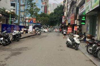 Siêu phẩm, ô tô tránh, VP, khách sạn đường Hoàng Quốc Việt 207m2, 20,7 tỷ