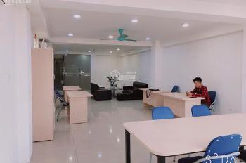 Trợ giá VP cho thuê DT 55m2 tòa VP Vương Thừa Vũ - TX, miễn phí 3 tháng dịch vụ LH: 0917.531.468