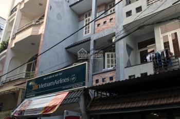 Cho thuê nhà đường hẻm xe tải C18, Khu K300, Quận Tân Bình. Diện tích: 4x20m kết cấu: 1 trệt 3 lầu