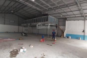 Cho thuê 500m2 kho xưởng sản xuất, giá tốt mặt tiền Võ Thị Sáu, Thị xã Dĩ An, tỉnh Bình Dương