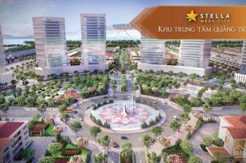 Cần tiền bán gấp lô đất dự án Stella Mega City, đã có sổ đường 25m, giá 2,6 tỷ 110m2