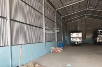 Cho thuê kho xưởng mặt tiền đường Lê Hồng Phong thuộc phường Tân Bình, thị xã Dĩ An tỉnh Bình Dương