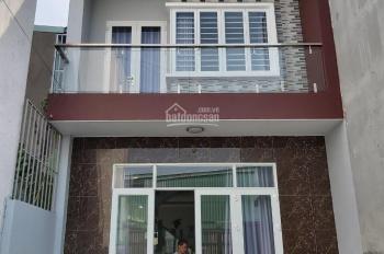 Bán gấp nhà đường Võ Thị Sáu ngay gần trung tâm hành chính Dĩ An, DT 104m2, sổ hồng riêng HXH