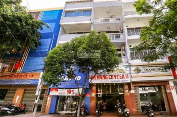 Cho thuê khách sạn 25 Phan Châu Trinh, DTĐ: 130m2 x 5 tầng, 20 phòng, giá thuê 40tr/th