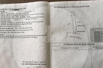 Nhà đất mặt tiền đường 23/10 - Vĩnh Thạnh giá mùa Cô Vy (giá đầu tư nên không nói nhiều)