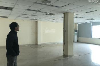 Cho thuê văn phòng trên phố Trung Kính diện tích duy nhất 150m2 giá chỉ 25 triệu/th