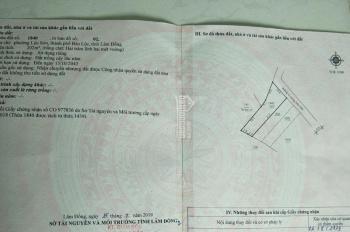 Chính chủ bán đất Bảo Lộc - Lâm Đồng. DT: 202m2, giá 1.5 tỷ, sổ hồng chính chủ LH: 0965872507