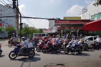 Bán gấp cây xăng góc 2MT Đồng Đen & Hồng Lạc, P10, Tân Bình giá 115 tỷ TL