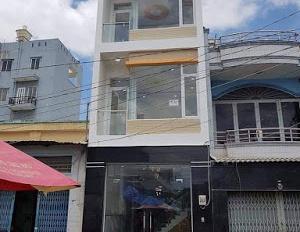 Bán nhà MT đường Cửu Long, P. 2, Tân Bình, giá: 30 tỷ, H + 6T