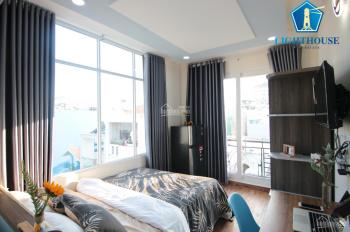 Cho thuê căn hộ mini Quận Phú Nhuận gần Cầu Trần Khắc Chân, Q1, mới full NT và đầy đủ tiện nghi