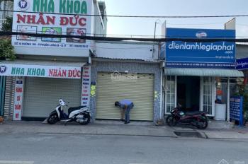 Bán gấp nhà trệt lửng mặt tiền đường 185 , p. Phước Long B , Quận 9 , Tp. HCM giá = 3.6 tỷ bớt lộc