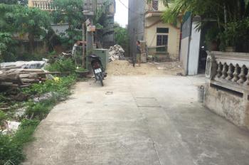 Bán đất xã Đại Áng, Thanh trì, HN, gần đường mới, oto tải vào nhà, giá cực rẻ
