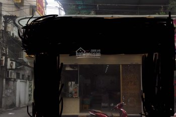 Cho thuê cửa hàng mặt phố Thành Công DT 150m2, MT 7m, vỉa hè rộng 3m