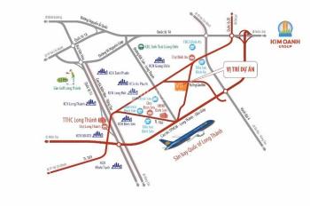 Dự án hot nhất xã Bình Sơn, liền kề sân bay Long Thành, cam kết lợi nhuận 25% trong vòng 4 tháng