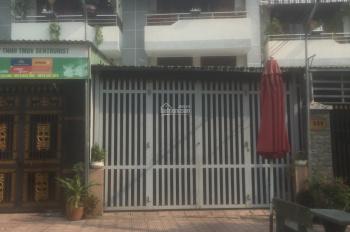 Cho thuê nhà Hiệp Thành 1 mặt tiền đường Nguyễn Đức Thuận nhà 1 trệt 1 lầu 1 lửng. Nội thất đầy đủ