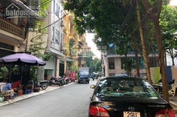 Bán nhà 38m2x6 tầng mới, vỉa hè oto tránh, KD đỉnh cao, Nguyễn Xiển, Hoàng Đạo Thành, 5.9 tỷ