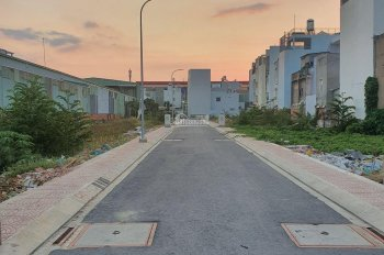 Bán đất mặt tiền đường An Dương Vương, ngay ngã 3 Trương Đình Hội, DT 4.5x12m, đã có sổ