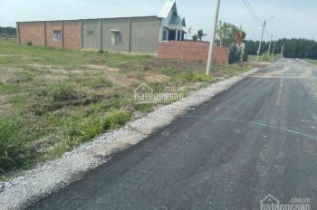 Bán đất khu công nghiệp Becamex, 1000m2 giá 550 triệu, đường nhựa, sổ hồng riêng