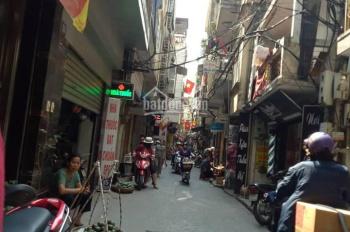 Cần bán nhà mặt phố Nguyễn Khang 62m2, MT 4.3m 5 tầng giá 12 tỷ