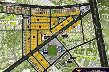 Cơ hội sở hữu đất nền cạnh TP Đà Nẵng chỉ 650tr(50%) đã có 1 lô đẹp ngay khu đô thị sầm uất